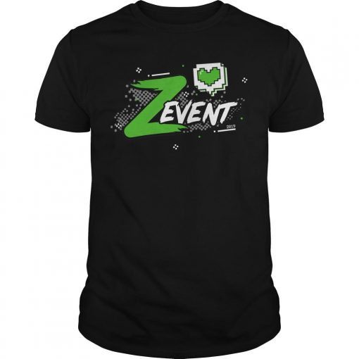 T Shirt ZEvent 2019