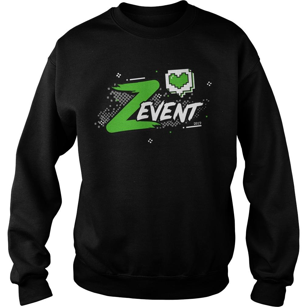 T ZEvent 2019 Sweater