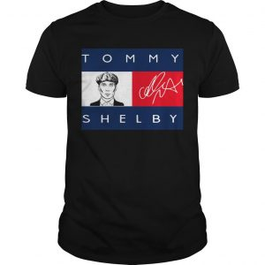 Tommy Hilfiger Peaky Blinders Tommy Shelby Signature Shirt
