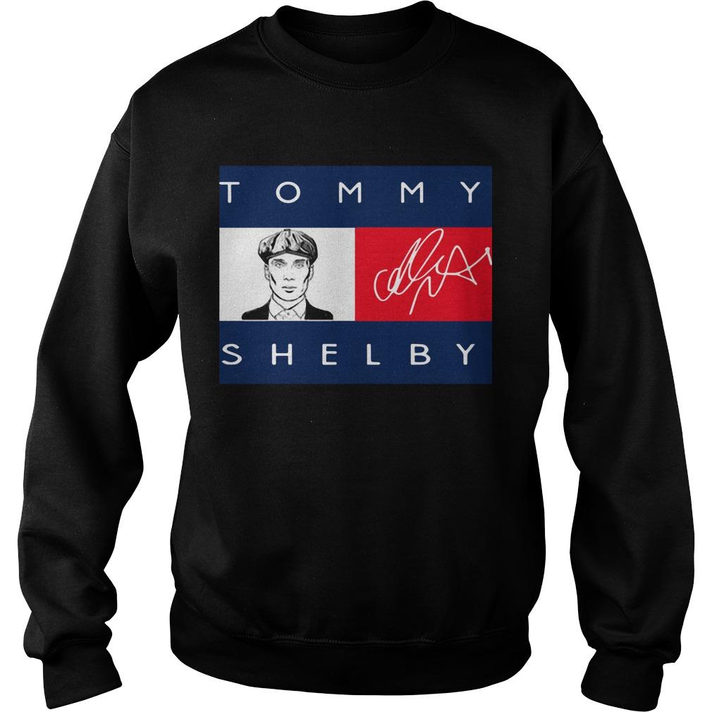 Tommy Hilfiger Peaky Blinders Tommy Shelby Signature Sweater