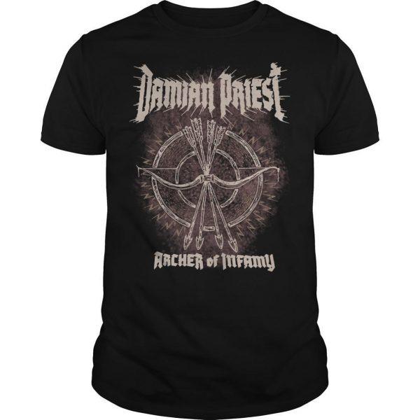 WWE NXT Damian Priest Archer Of Infamy Shirt