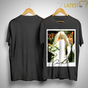 Wedding Dress Dennis Rodman Shirt