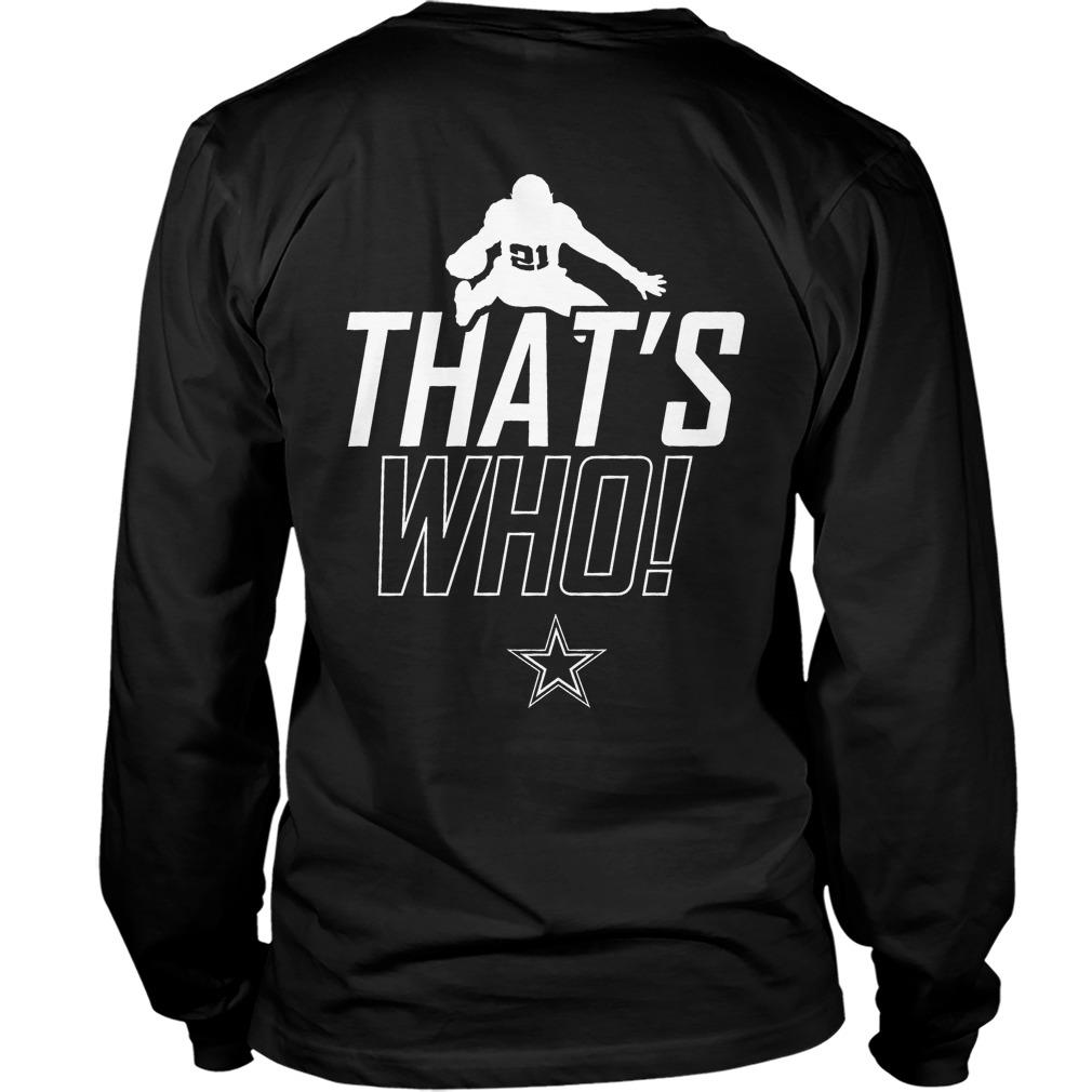 Zeke Who Cowboys Longsleeve