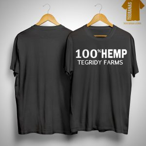 100% Hemp Tegridy Farms Shirt