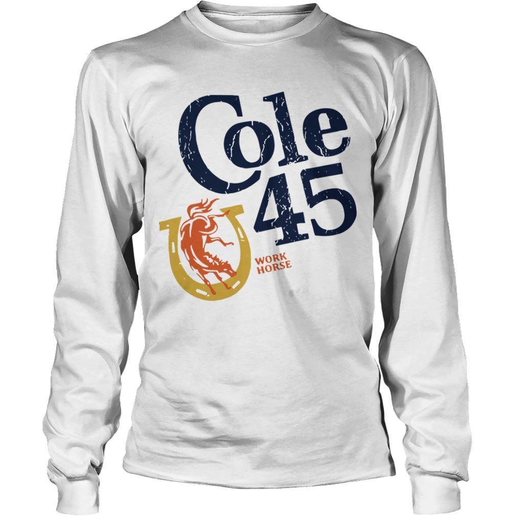 Amy Cole Cole 45 Longsleeve
