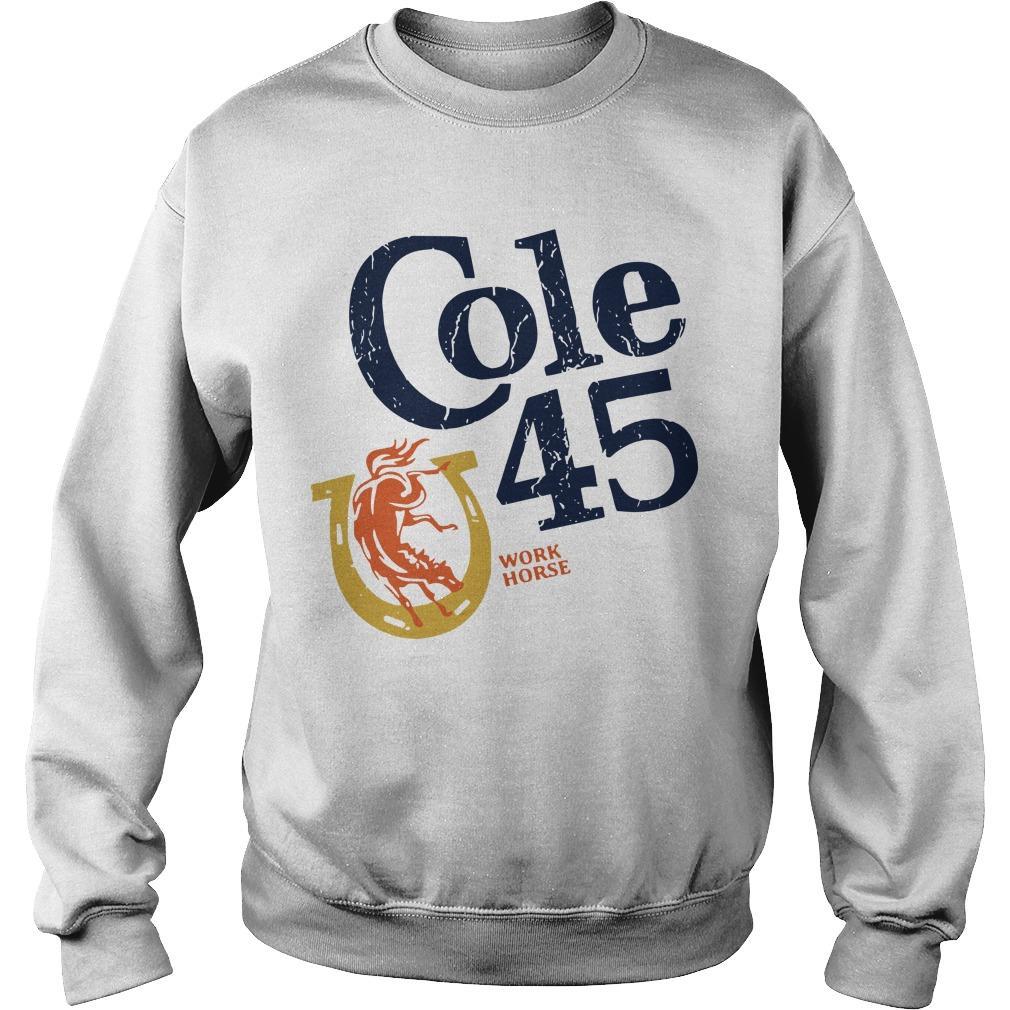 Amy Cole Cole 45 Sweater