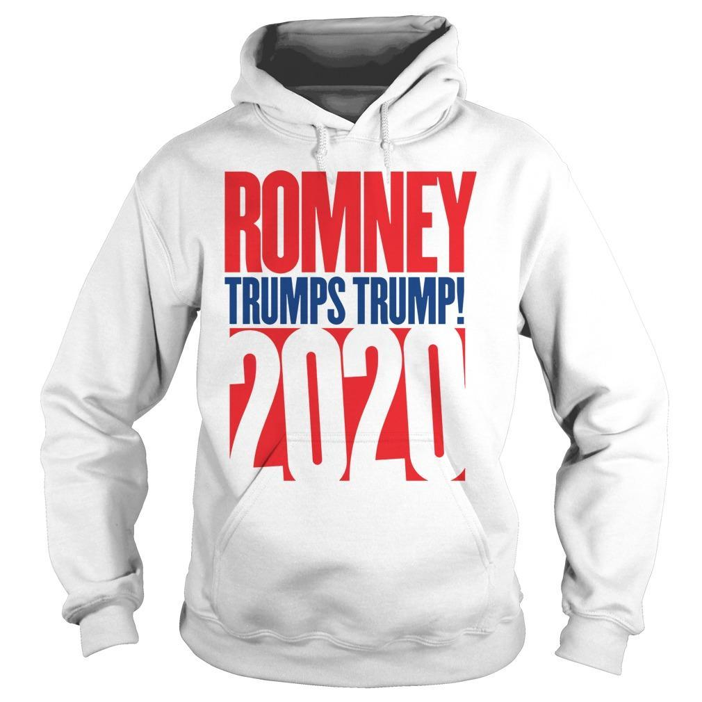 Anthony Scaramucci Romney Trumps Trump 2020 Hoodie