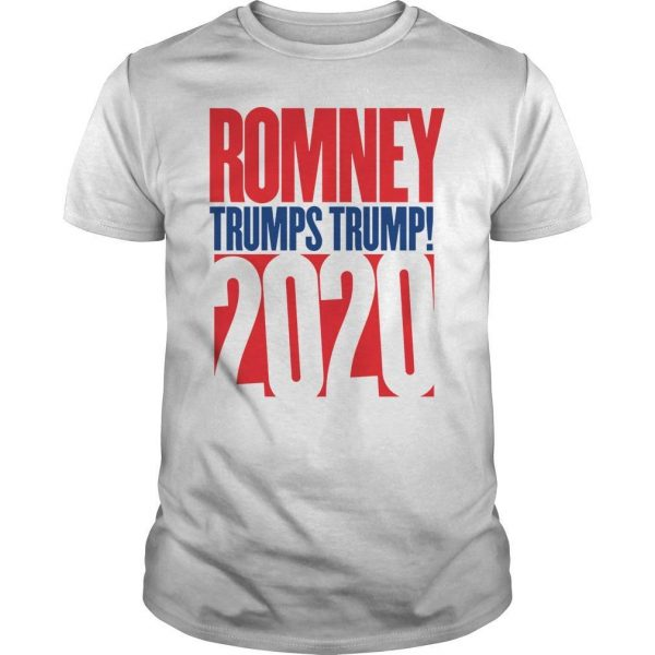 Anthony Scaramucci Romney Trumps Trump 2020 Shirt