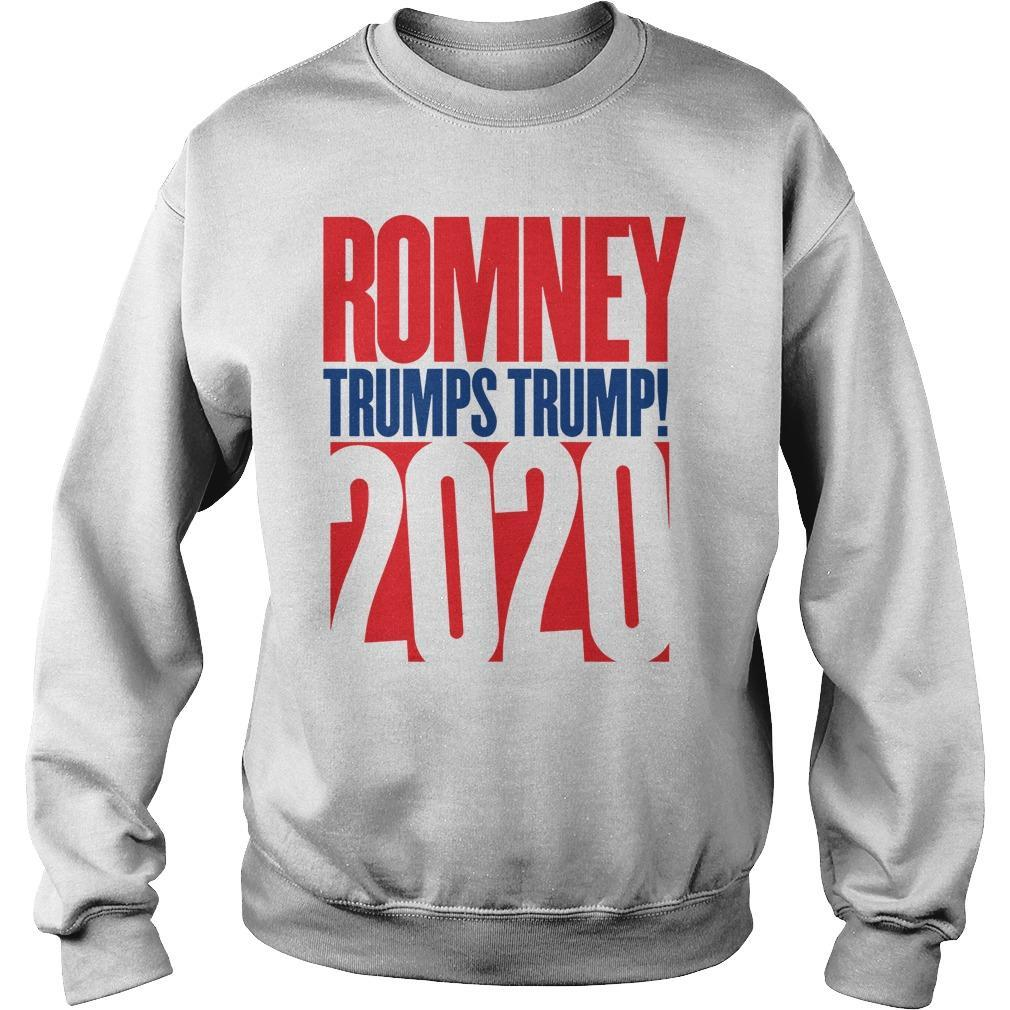Anthony Scaramucci Romney Trumps Trump 2020 Sweater