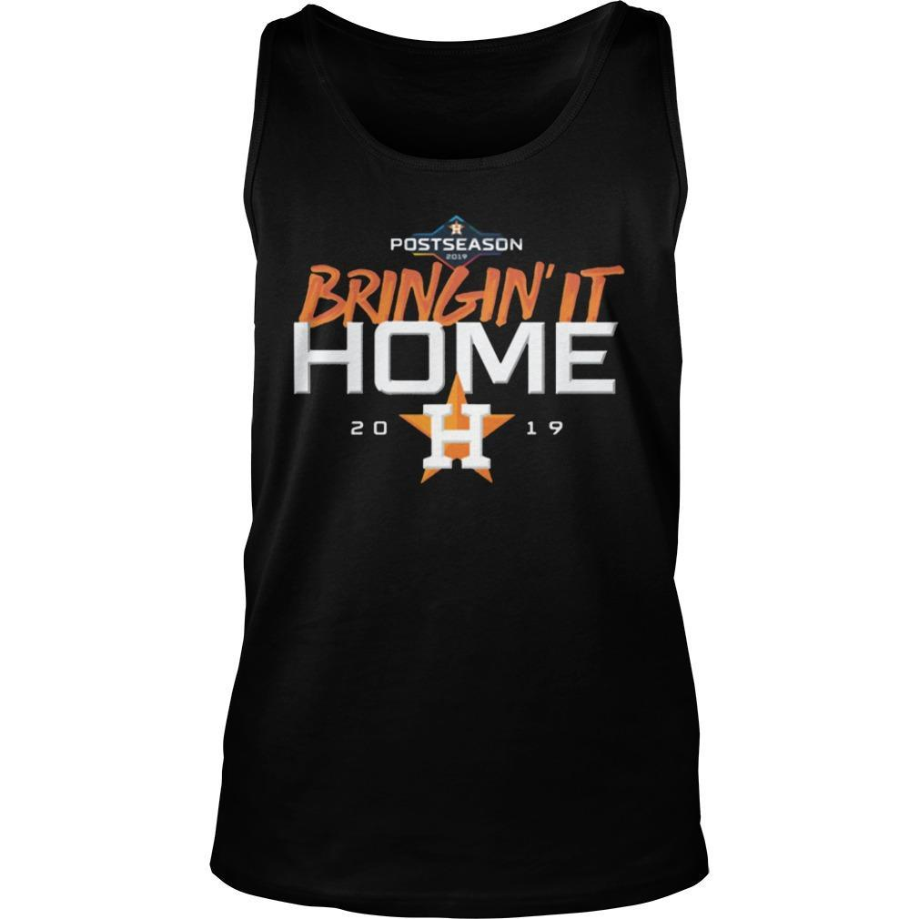 Astros Bring It Home Tank Top