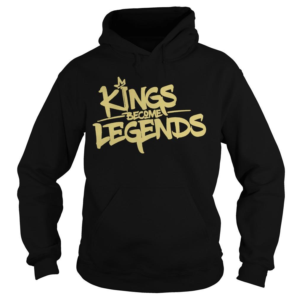 Atlanta United Kings Become Legends Hoodie
