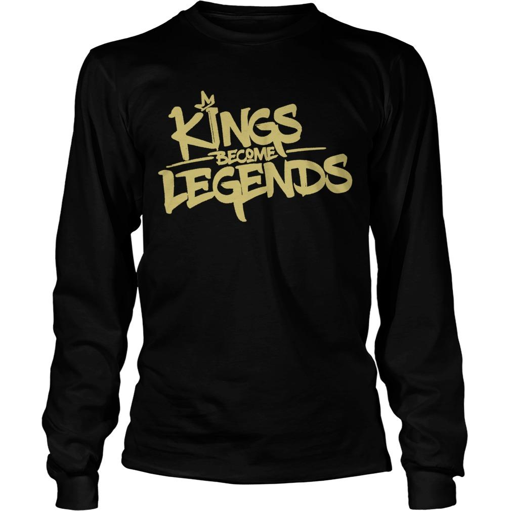 Atlanta United Kings Become Legends Longsleeve