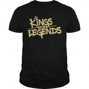 Atlanta United Kings Become Legends Shirt