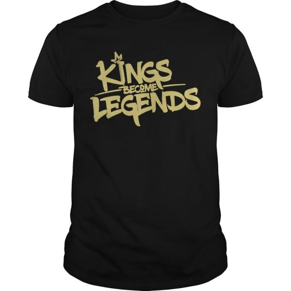 Atlanta United Kings Become Legends Shirt