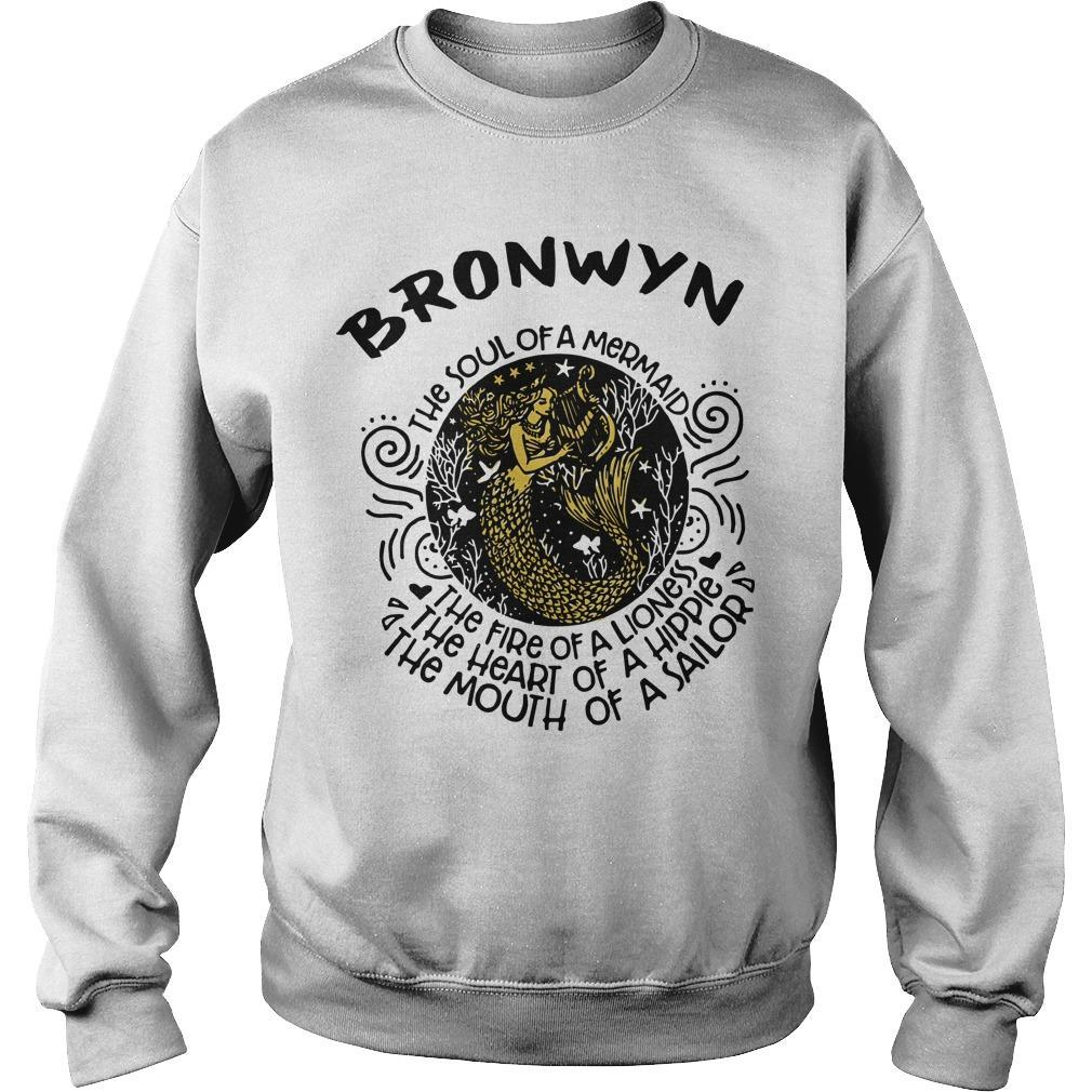 Bronwyn Mermaid The Soul Of A Mermaid The Fire Of A Lioness Sweater
