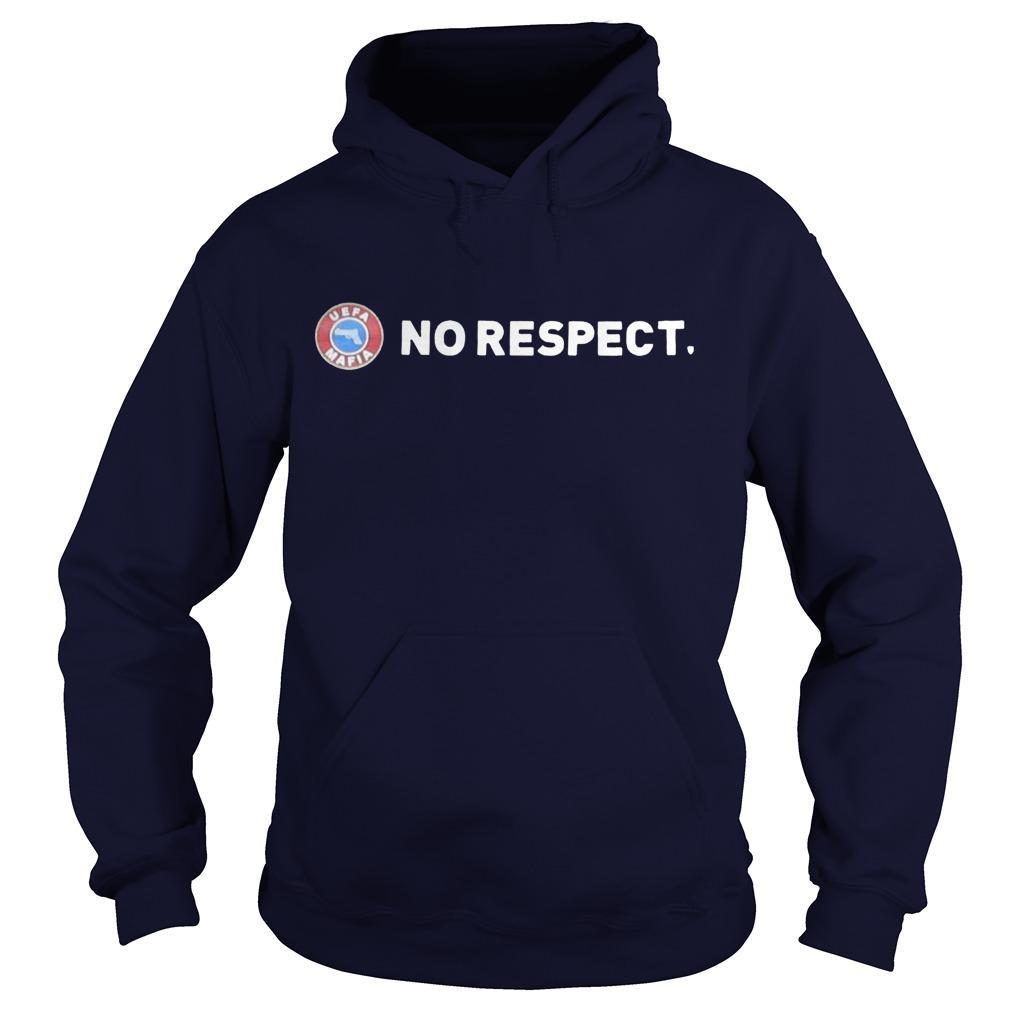 Bulgaria Supporters No Respect Hoodie