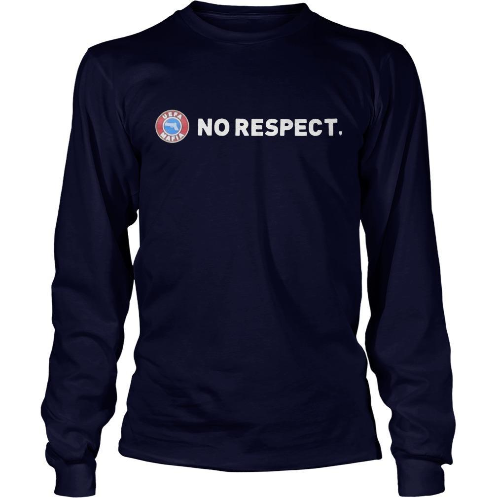 Bulgaria Supporters No Respect Longsleeve