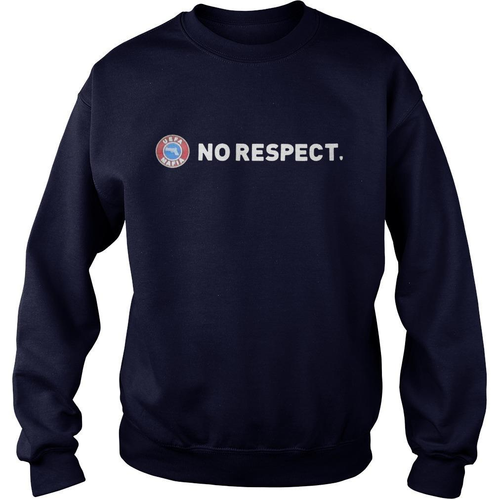 Bulgaria Supporters No Respect Sweater