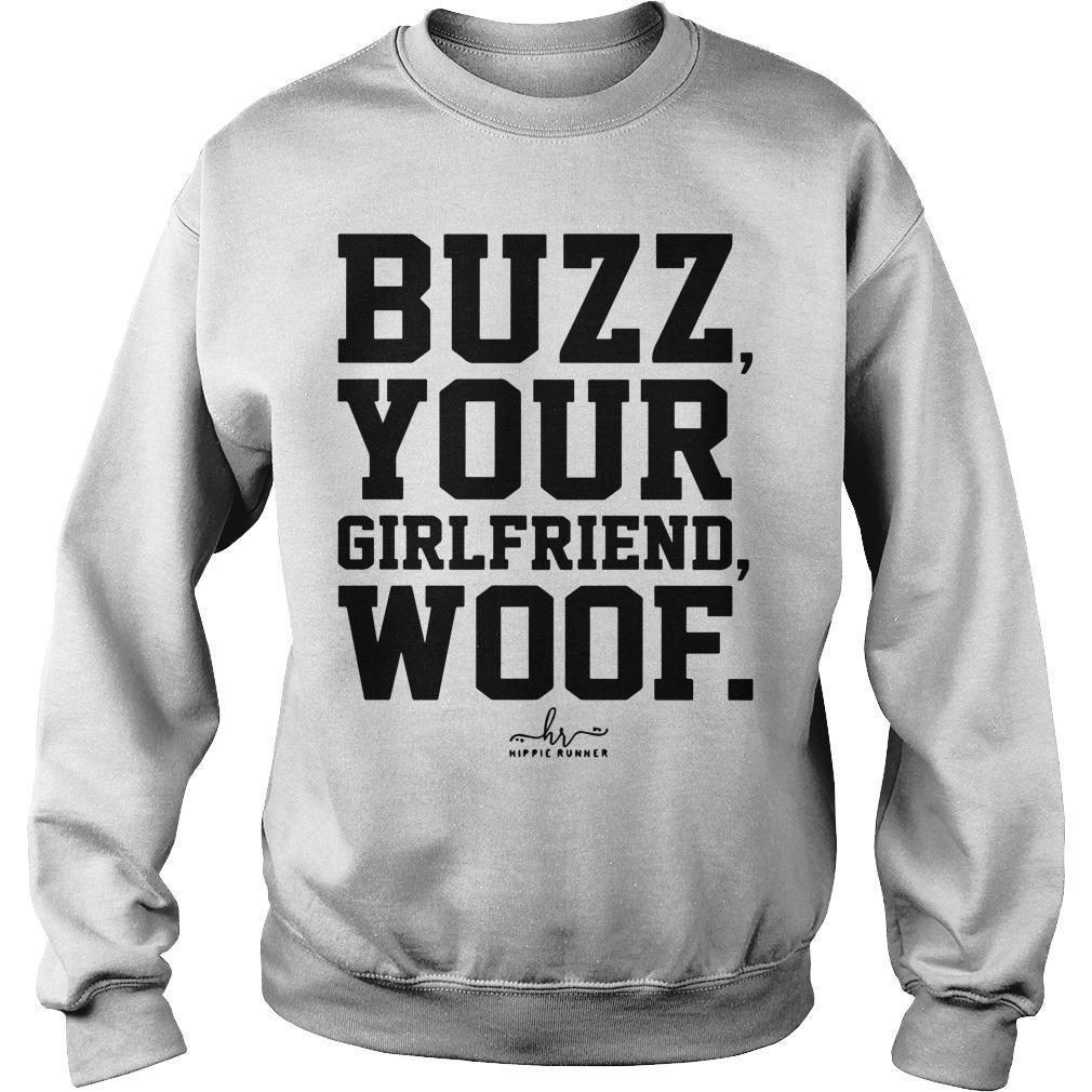 Buzz Your Girlfriend Woof Sweater