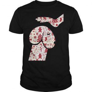Christmas Dog Dick Head Shirt
