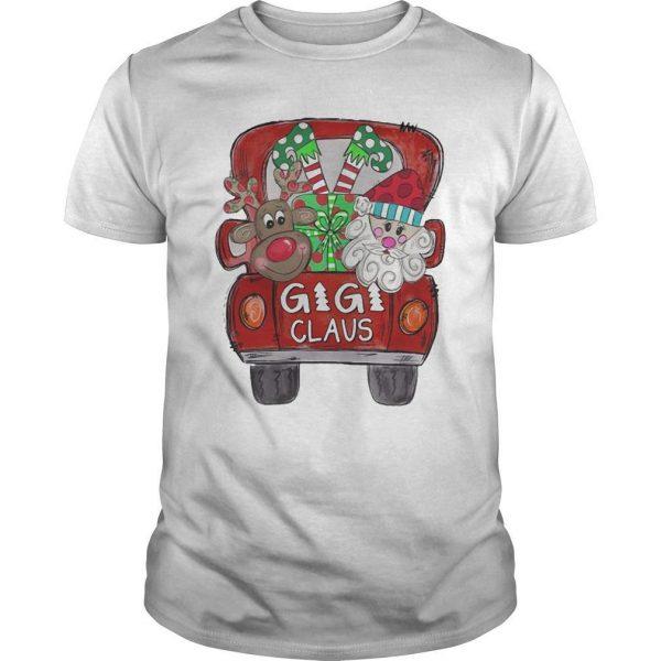 Christmas Gigi Claus Shirt