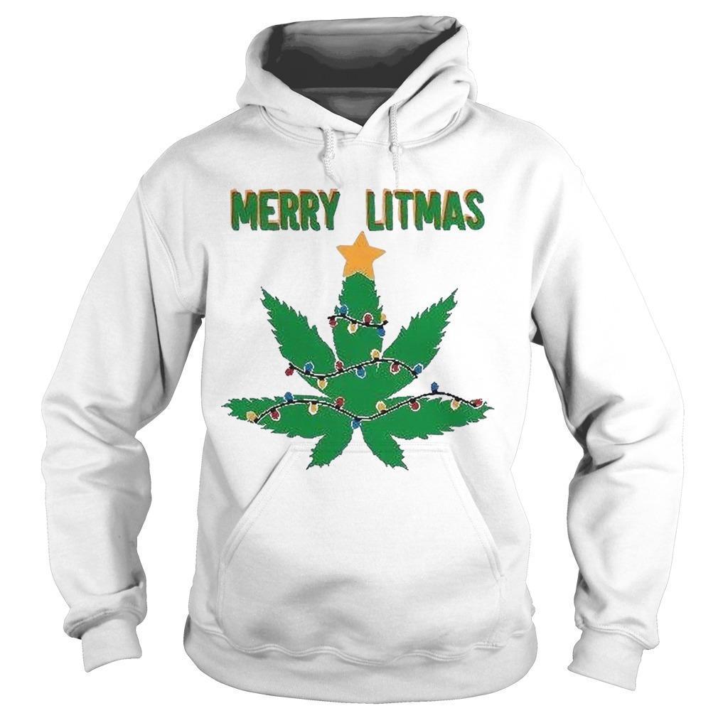 Christmas Merry Litmas Hoodie