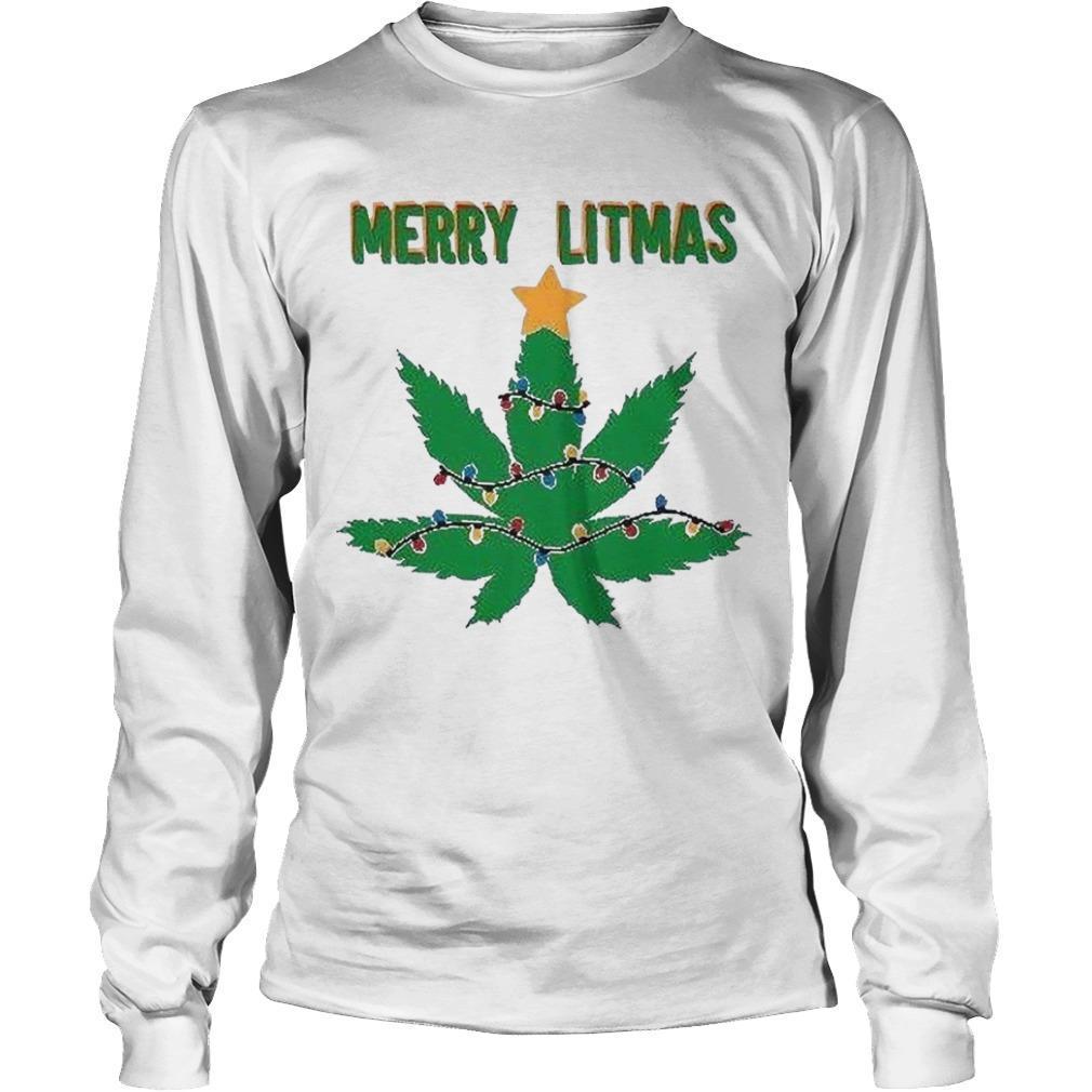 Christmas Merry Litmas Longsleeve