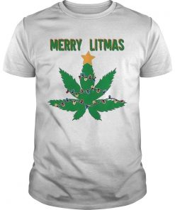 Christmas Merry Litmas Shirt