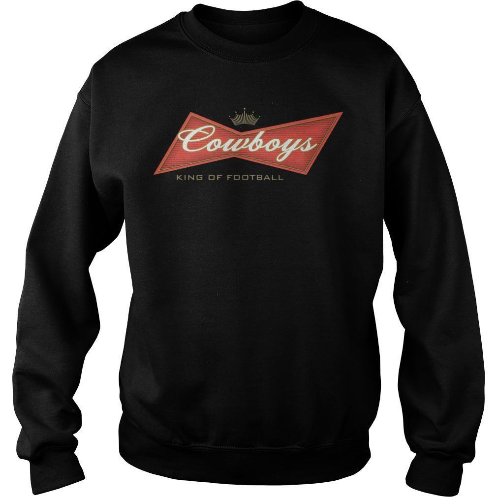 Cowboys King Of Football Sweater