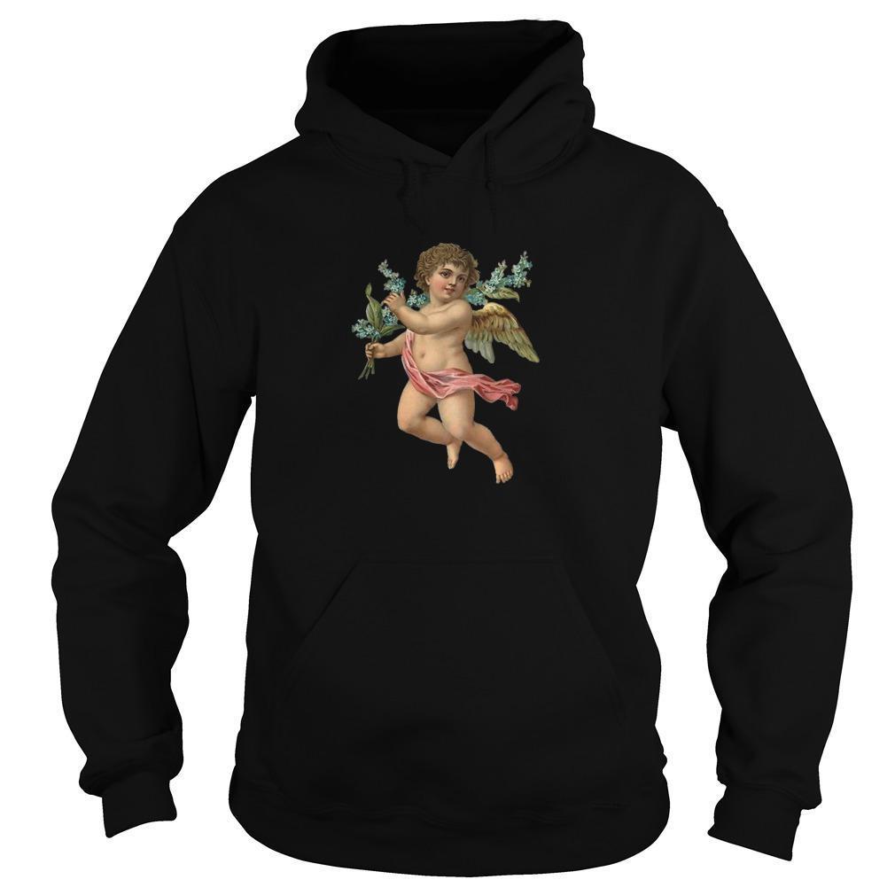 Cutest Angel Cupid Hoodie