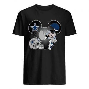 Dallas Cowboy Minnie Shirt