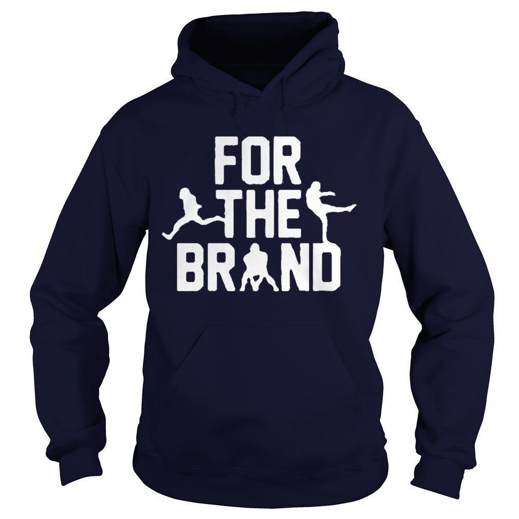 Darius Leonard For The Brand Hoodie