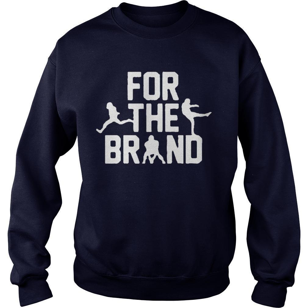 Darius Leonard For The Brand Sweater