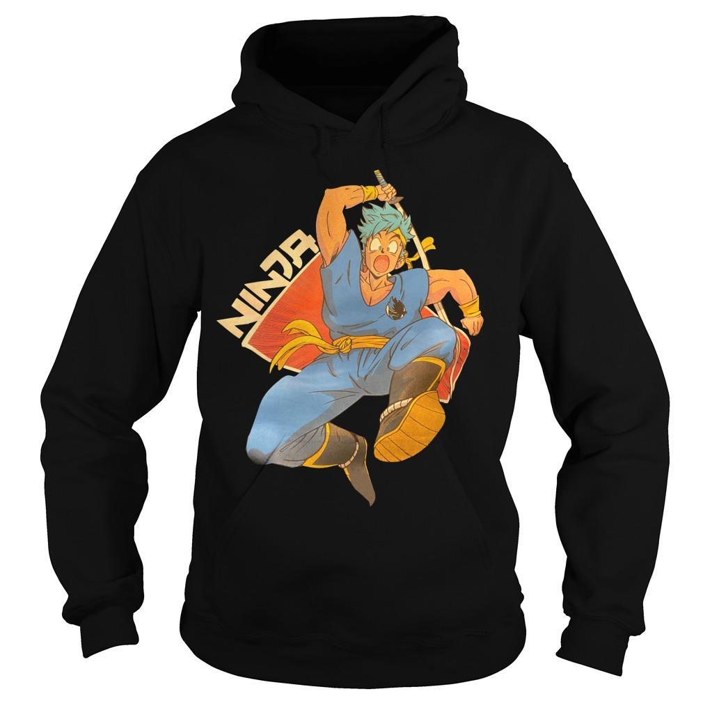 Dragon Ball Son Goku Ninja Hoodie