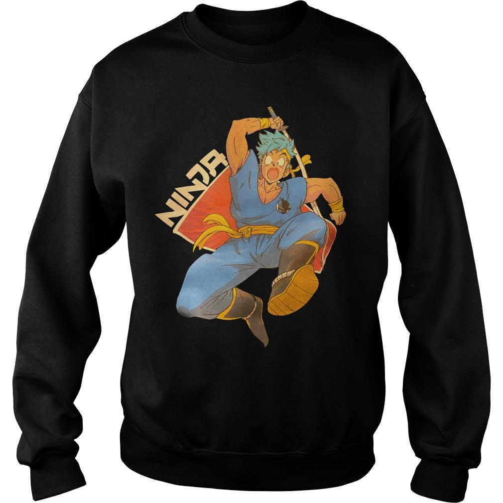 Dragon Ball Son Goku Ninja Sweater
