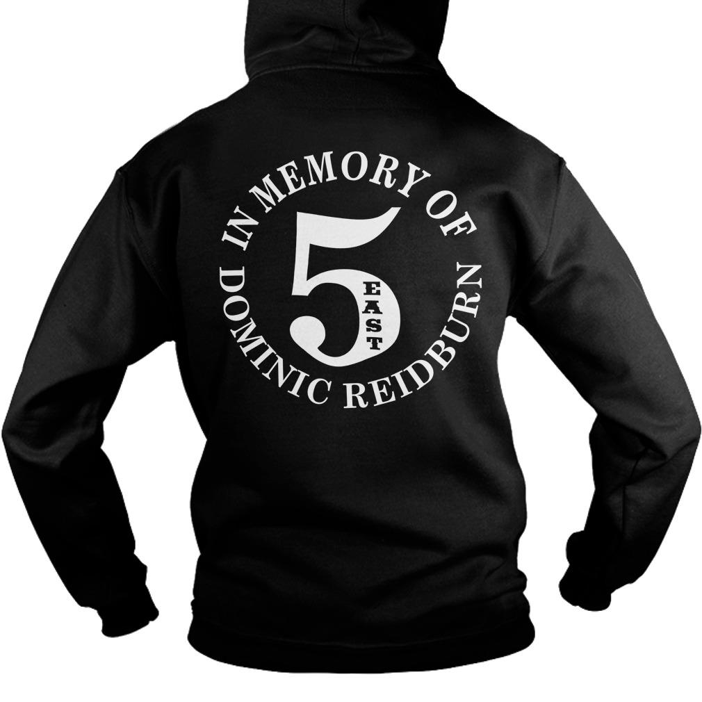 East Side Legend In Memory Of Dominic Reidburn Hoodie
