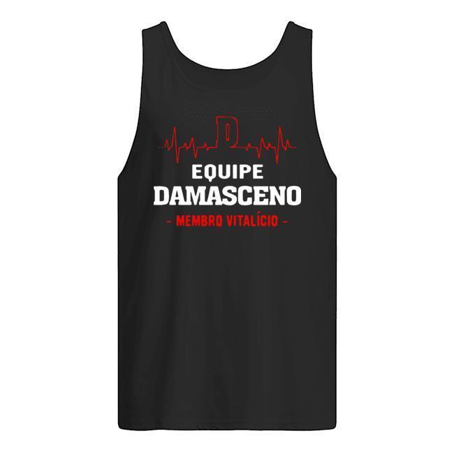 Equipe Damasceno Membro Vitalicio Tank Top