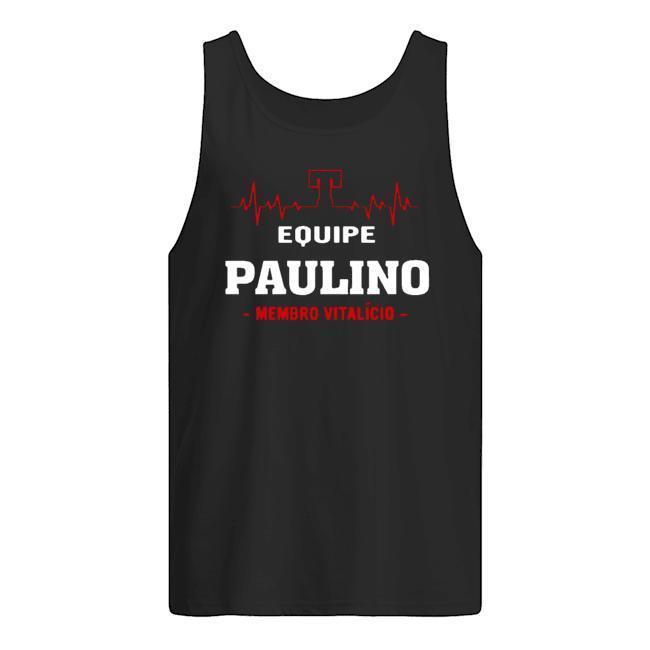 Equipe Paulino Membro Vitalício Tank Top