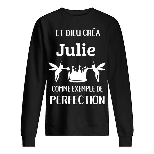 Et Dieu Créa Julie Comme Exemple De Perfection Sweater