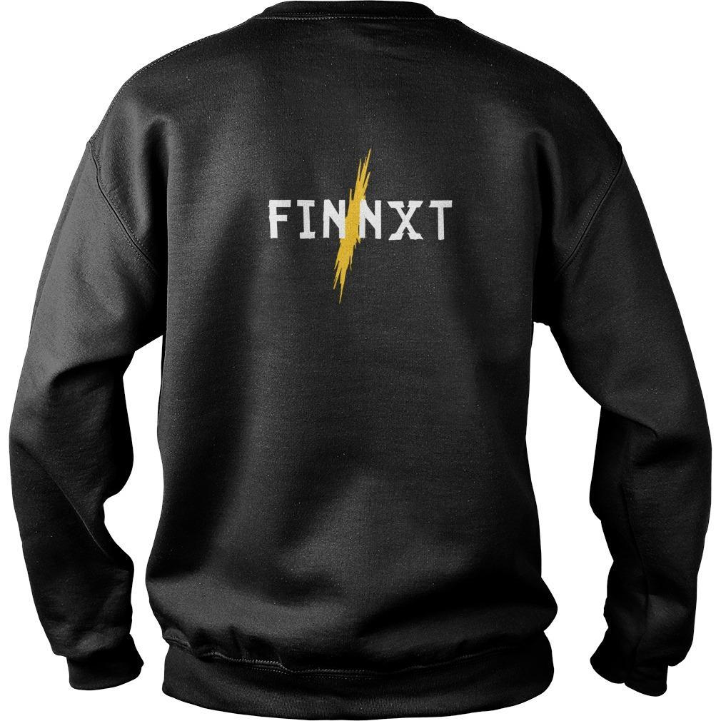 Finn Bálor This Is Real Sweater