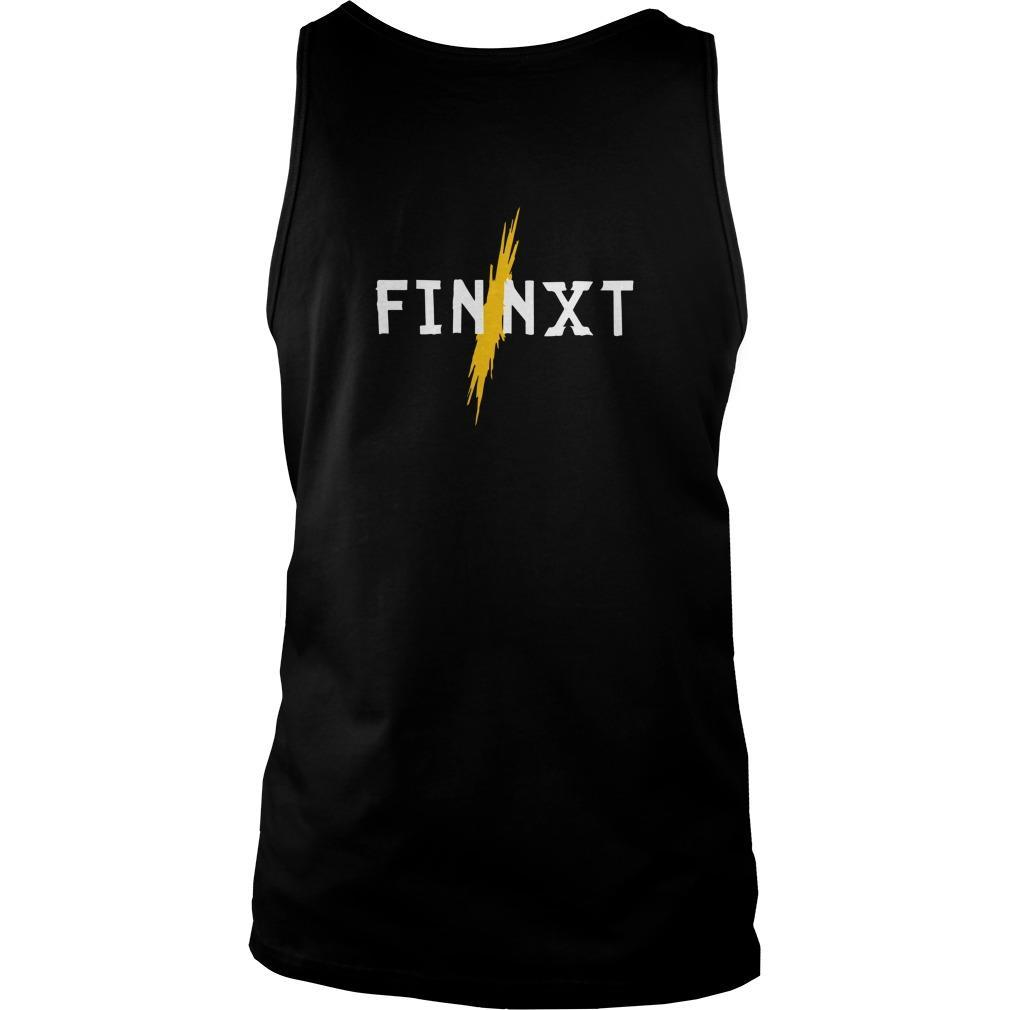 Finn Bálor This Is Real Tank Top