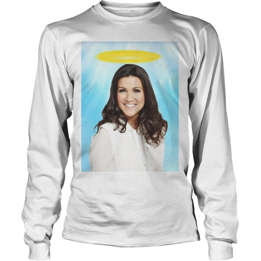 Good Morning Britain Laura Tobin Susanna Longsleeve