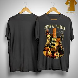 Guitar Stevie Ray Vaughan Signature Shirt