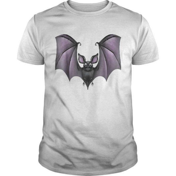 Halloween Original Cute Bat Shirt