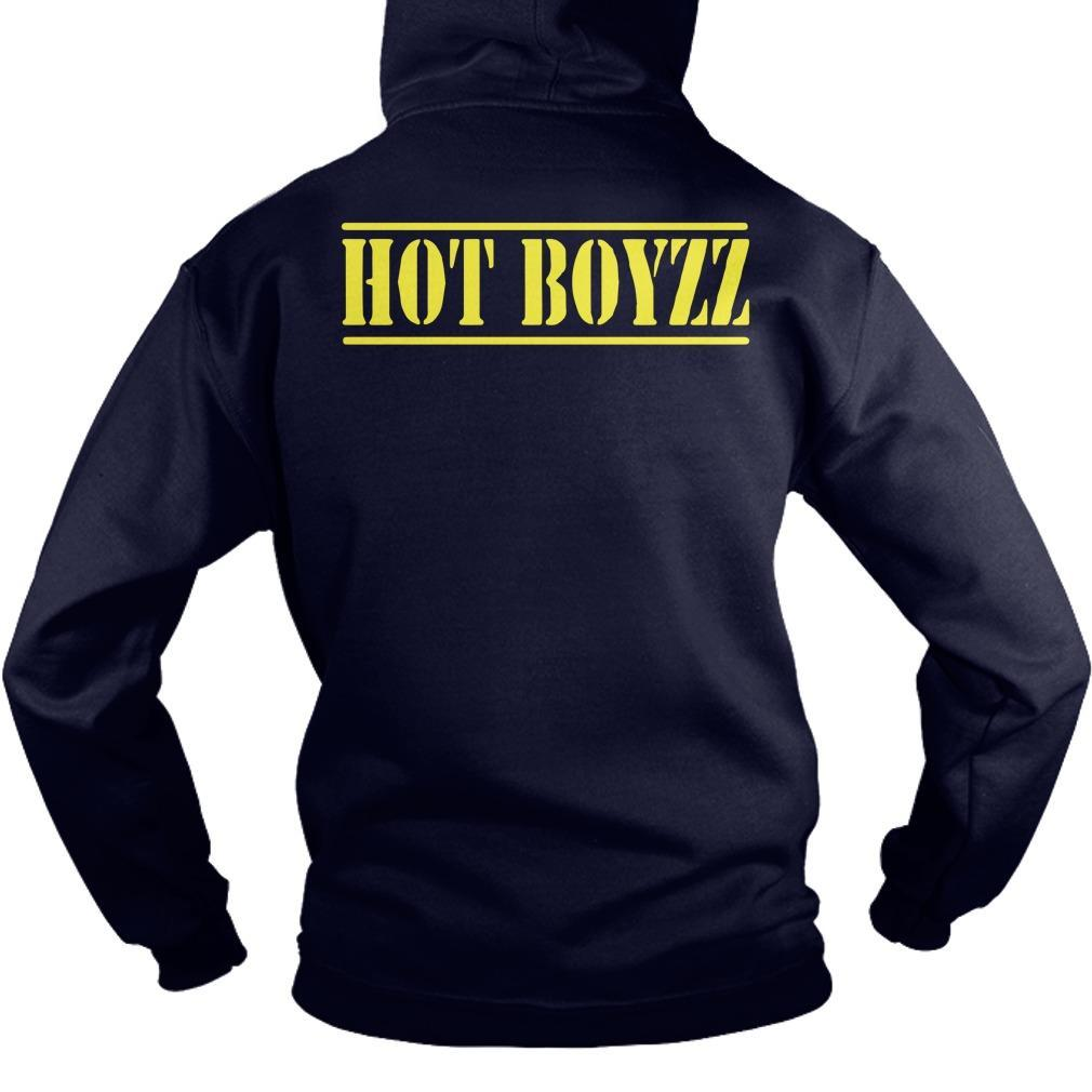 Hot Boyzz The Block Is Hot Hoodie