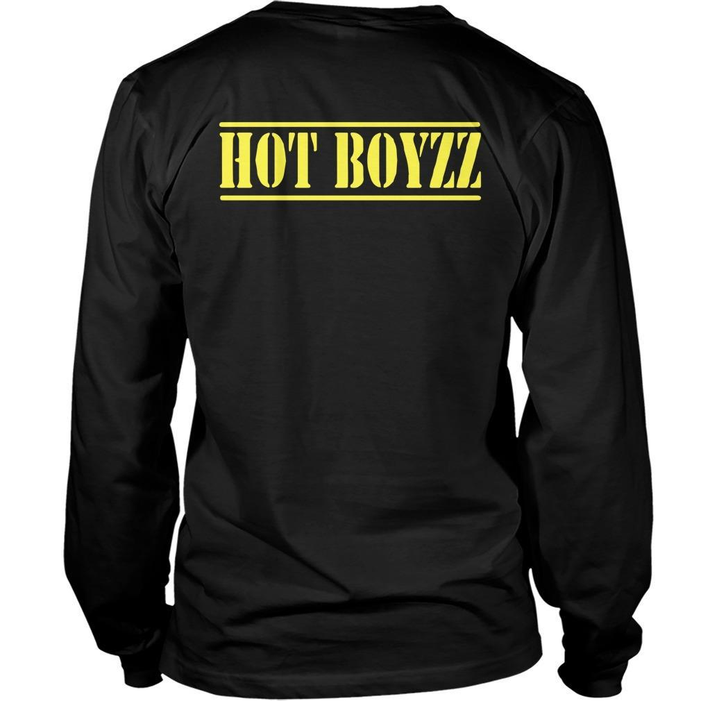 Hot Boyzz The Block Is Hot Longsleeve