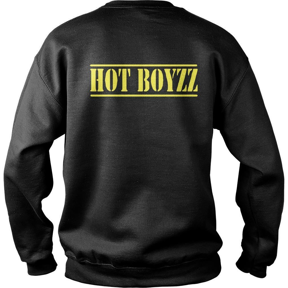 Hot Boyzz The Block Is Hot Sweater