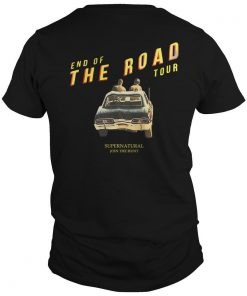 Hot Topic End Of The Road Shirt