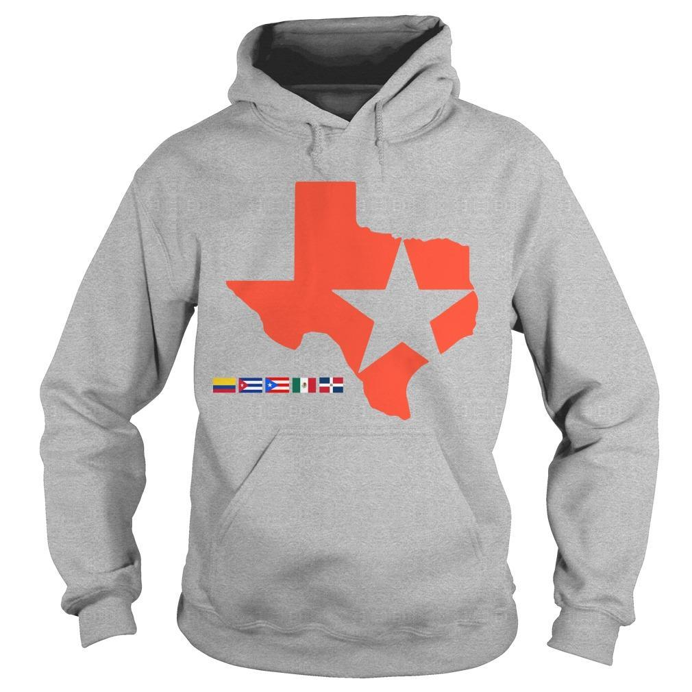 Houston Astros Lone Star State Hoodie
