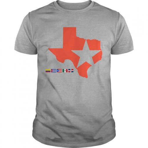 Houston Astros Lone Star State Shirt